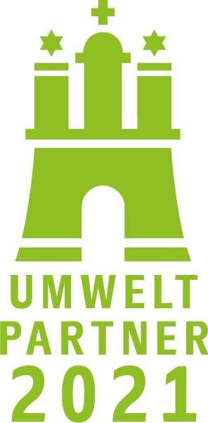Logo Umweltpartnerschaft 2021